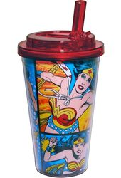 DC Comics - Wonder Woman - Comic Blast - 16 oz.