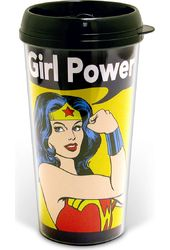 DC Comics - Wonder Woman - Girl Power - 16 oz.