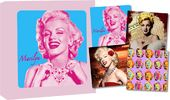 "Marilyn Monroe - Contemporary: 4-Piece 4"" x 4"""