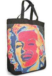 "Marilyn Monroe - Cotton 14"" x 18"" Tote Bag"