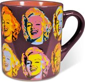 Marilyn Monroe - Contemporary: 14 oz. Ceramic Mug