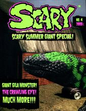 Scary #4 - Scary Summer Giant Special!