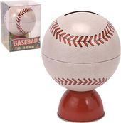 Retro Toy - Baseball Tin Money Bank