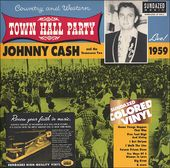 Live at Town Hall Party 1959 (180Gv)
