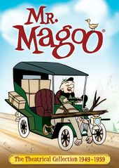 Mr. Magoo: Theatrical Collection 1949-1959 (4-DVD)