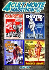 Cult Movie Marathon, Volume 2 (2-DVD)