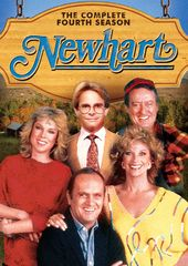 Newhart - Complete 4th Season (3-DVD)