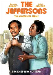 The Jeffersons - The Complete Series (33-DVD)