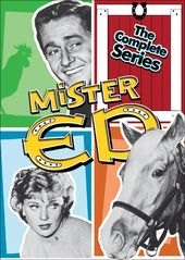 Mister Ed - The Complete Series (22-DVD)