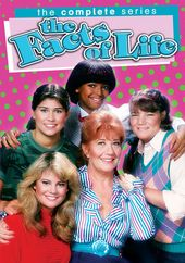 Facts of Life - Complete Series (26-DVD)