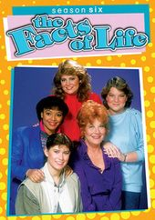 The Facts of Life - Season 6 (3-DVD)