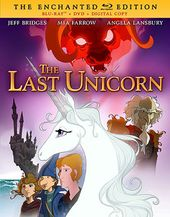 The Last Unicorn (The Enchanted Edition) (Blu-ray