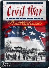 Civil War Battlefields [Tin Case] (2-DVD)