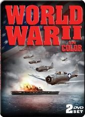 World War II in Color [Tin Case] (2-DVD)