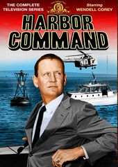 Harbor Command - Complete Series (5-DVD)