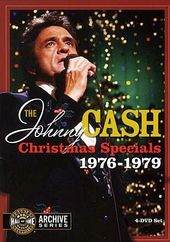Johnny Cash - Christmas Specials 1976-1979 (4-DVD)