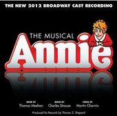 Annie - New 2012 Broadway Cast Recording