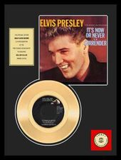 Elvis Presley - It's Now or Never - Framed
