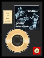 "Elvis Presley - That's All Right - Framed 12"" x"