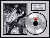 Elvis Presley - Don't Be Cruel - Framed Limited