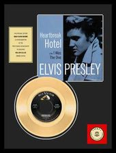 "Elvis Presley - Heartbreak Hotel - Framed 12"" x"