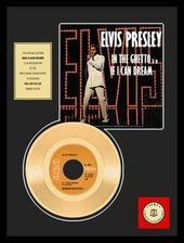 "Elvis Presley - If I Can Dream - Framed 12"" x 16"""