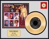 Elvis Presley - My Way - Framed Limited Edition