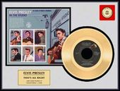 Elvis Presley - That's All Right - Framed Limited