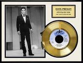 "Elvis Presley - Stuck On You - Framed 12"" x 16"""