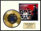 Elvis Presley - If I Can Dream - Framed Limited