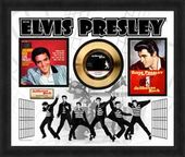 Elvis Presley - Jailhouse Rock - Framed Limited