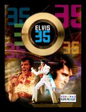 Elvis Presley - 35th Anniversary - Framed Gold