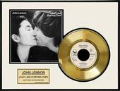 John Lennon - (Just Like) Starting Over - Framed