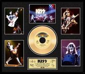 KISS - Calling Dr. Love - Framed Limited Edition