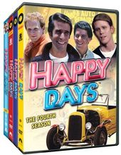 Happy Days - Complete Seasons 1-4 (15-DVD)