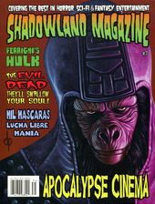 Shadowland Magazine Volume 1, #7 (Spring 2013)