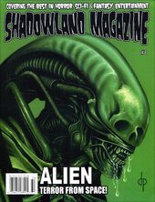 Shadowland Magazine Volume 1, #8 (Summer 2013)