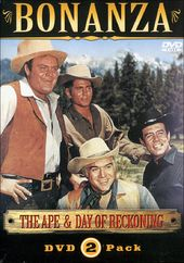 Bonanza - The Ape / Day of Reckoning (2-DVD)