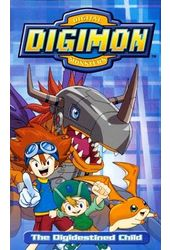 Digimon - Digidestined Child