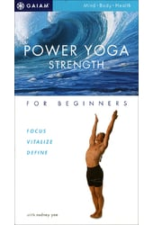 Power Yoga: Strength, For Beginners