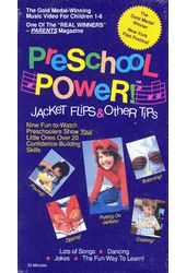 Preschool Power: Jacket Flips & Other Tips