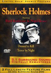 Sherlock Holmes Double Feature: Dressed to Kill /