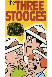 The Three Stooges (4 Episode Collection)