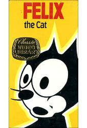 Felix the Cat, Volume 11 (4-Episode Collection)