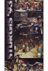 Motorcycling - Sturgis '93