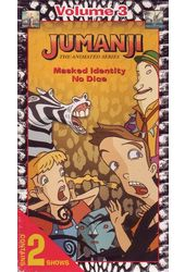 Jumanji: The Animated Series, Volume 3