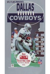 Football - Dallas Cowboys: Official 1994 Team