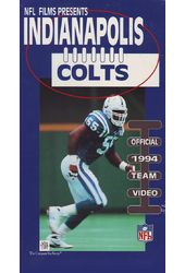 Football - Indianapolis Colts: Official 1994 Team