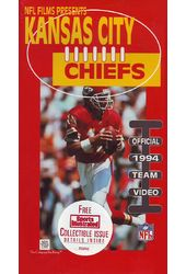 Football - Kansas City Chiefs: Official 1994 Team