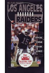 Football - Los Angeles Raiders: Official 1994